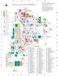 UofA_Parking_Map